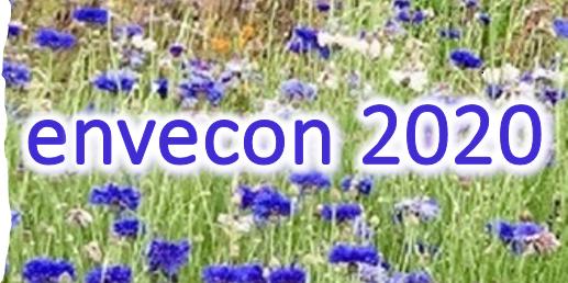 Registration for envecon 2020 Now Open!