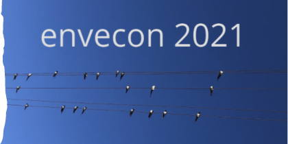 envecon 2021 registration is now open!