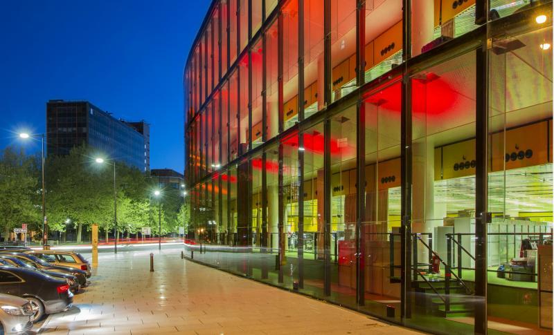 TKCA photography - Willis Building, London